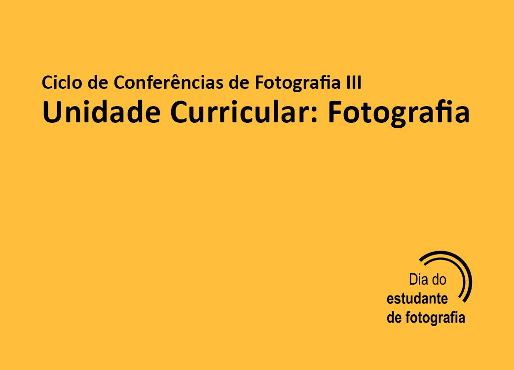 Conferência de fotografia