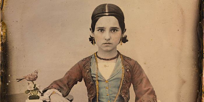 Retrato feminino, c. 1850